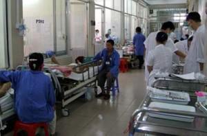 Thân nhân của bệnh nhân