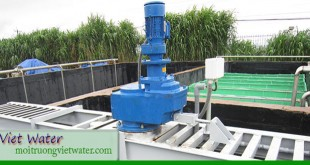 Hệ thống xử lý nước thải chuẩn