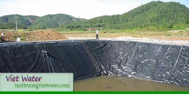 Ao, hồ bằng bạt HDPE