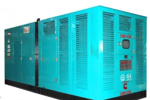 Xử lý khí thải máy phát điện,