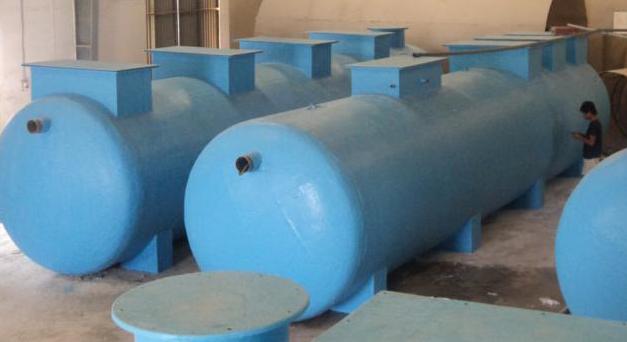 Mudul xử lý nước thải phòng khám