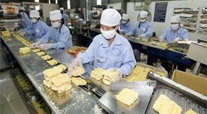 nghệ xử lý nước thải chế biến mì ăn liền